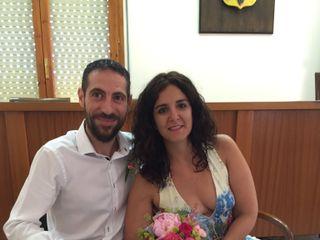 La boda de Iris  y Marc 1