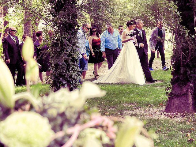 La boda de Roberto y Mari Carmen en Valdastillas, Cáceres 2