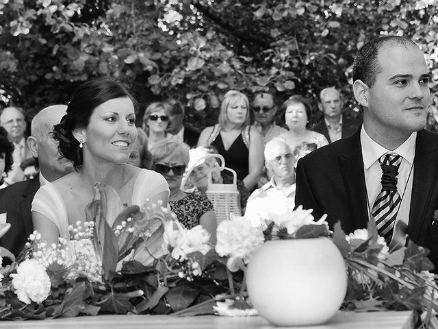 La boda de Roberto y Mari Carmen en Valdastillas, Cáceres 9