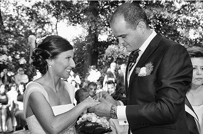 La boda de Roberto y Mari Carmen en Valdastillas, Cáceres 10