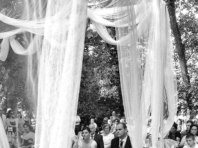 La boda de Roberto y Mari Carmen en Valdastillas, Cáceres 11