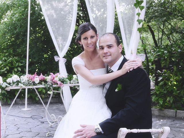 La boda de Roberto y Mari Carmen en Valdastillas, Cáceres 14