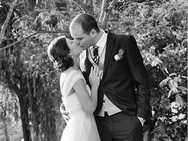 La boda de Roberto y Mari Carmen en Valdastillas, Cáceres 17
