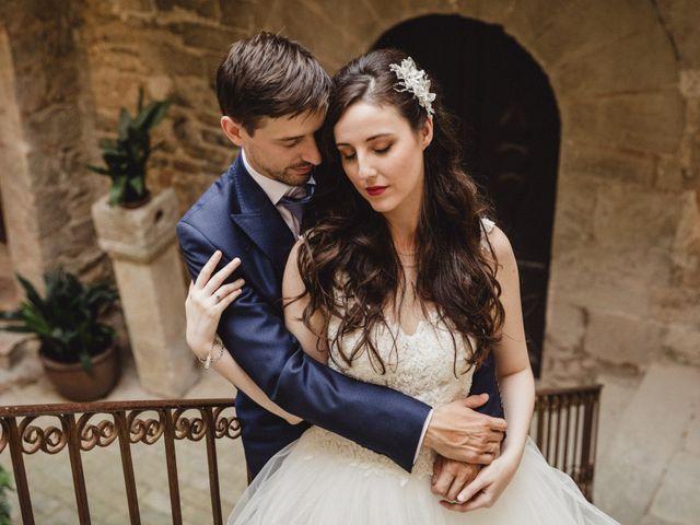 La boda de Sara y Joan