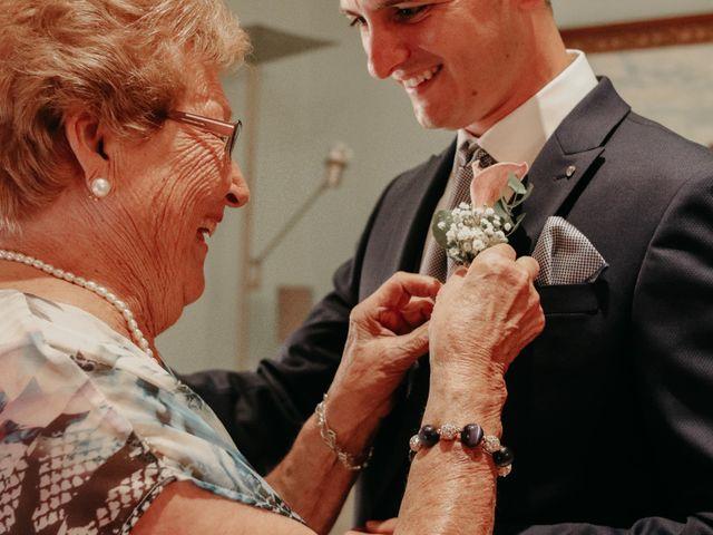 La boda de Carlos y Carolina en La Pineda, Tarragona 8