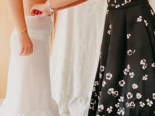 La boda de Carlos y Carolina en La Pineda, Tarragona 10