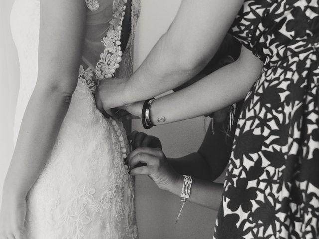 La boda de Carlos y Carolina en La Pineda, Tarragona 13