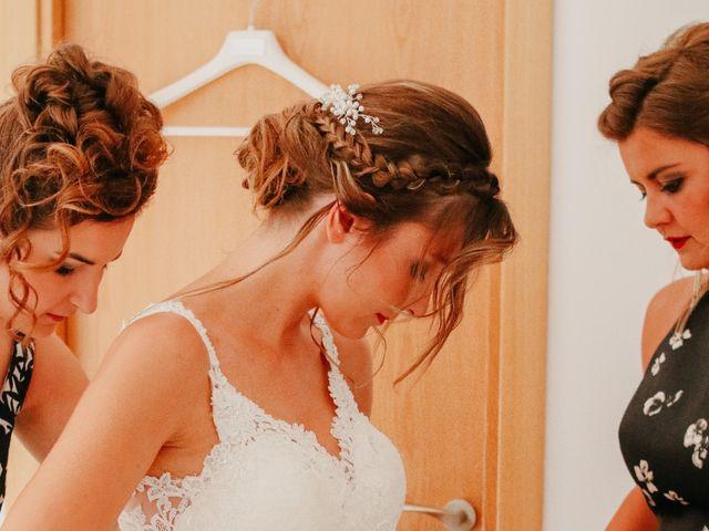 La boda de Carlos y Carolina en La Pineda, Tarragona 14