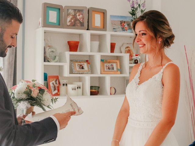 La boda de Carlos y Carolina en La Pineda, Tarragona 19