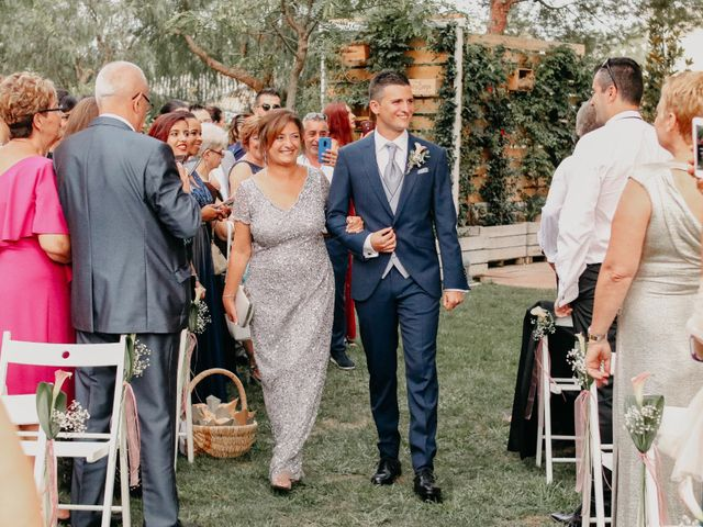 La boda de Carlos y Carolina en La Pineda, Tarragona 20