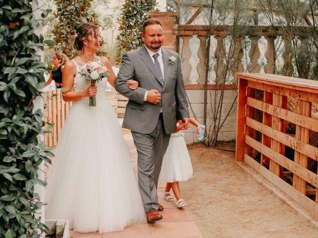 La boda de Carlos y Carolina en La Pineda, Tarragona 22