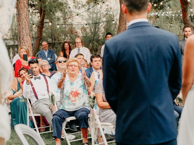 La boda de Carlos y Carolina en La Pineda, Tarragona 25