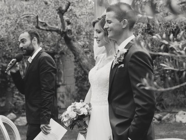 La boda de Carlos y Carolina en La Pineda, Tarragona 26
