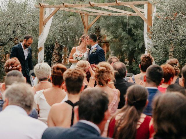 La boda de Carlos y Carolina en La Pineda, Tarragona 2