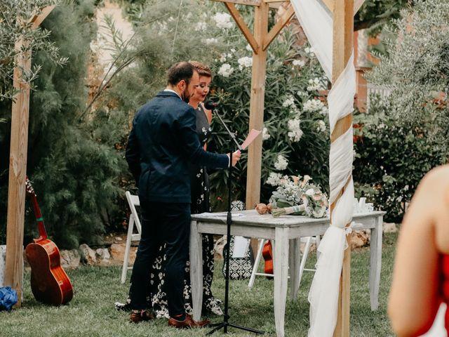 La boda de Carlos y Carolina en La Pineda, Tarragona 29