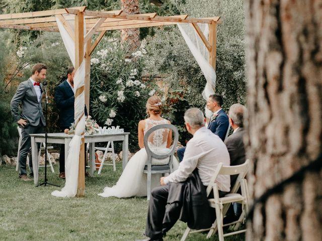 La boda de Carlos y Carolina en La Pineda, Tarragona 31