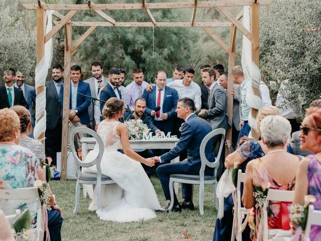 La boda de Carlos y Carolina en La Pineda, Tarragona 33