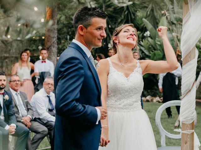 La boda de Carlos y Carolina en La Pineda, Tarragona 35