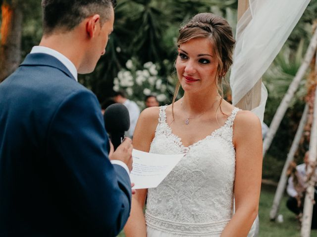 La boda de Carlos y Carolina en La Pineda, Tarragona 36