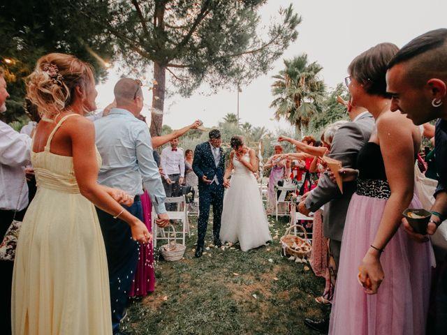 La boda de Carlos y Carolina en La Pineda, Tarragona 39