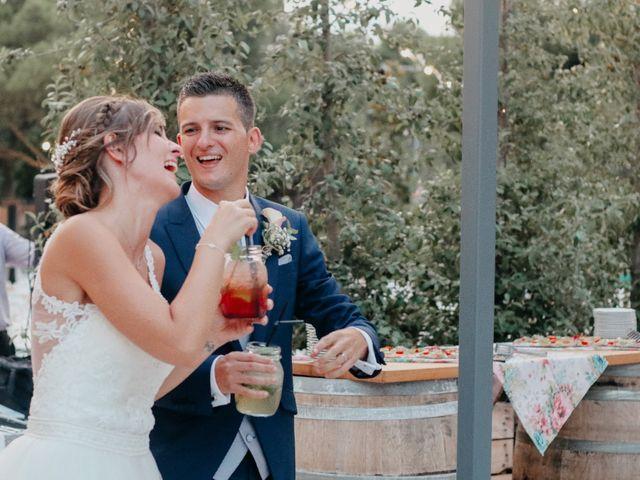 La boda de Carlos y Carolina en La Pineda, Tarragona 43