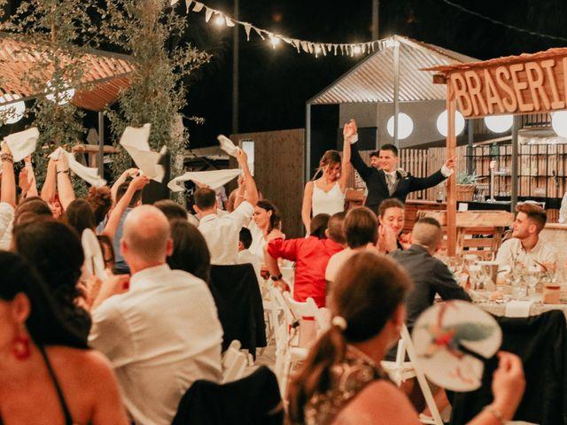 La boda de Carlos y Carolina en La Pineda, Tarragona 48