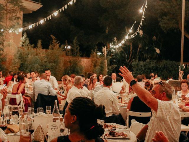 La boda de Carlos y Carolina en La Pineda, Tarragona 51