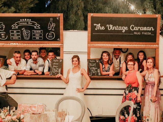 La boda de Carlos y Carolina en La Pineda, Tarragona 53