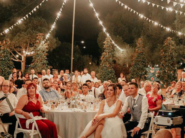 La boda de Carlos y Carolina en La Pineda, Tarragona 56