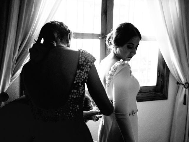 La boda de Manuel y Carmen en Granada, Granada 4