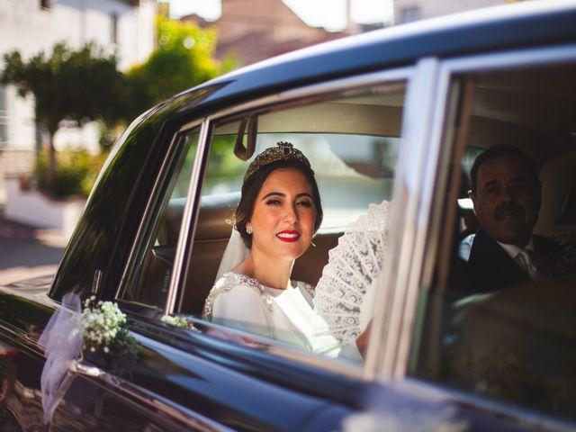 La boda de Manuel y Carmen en Granada, Granada 9