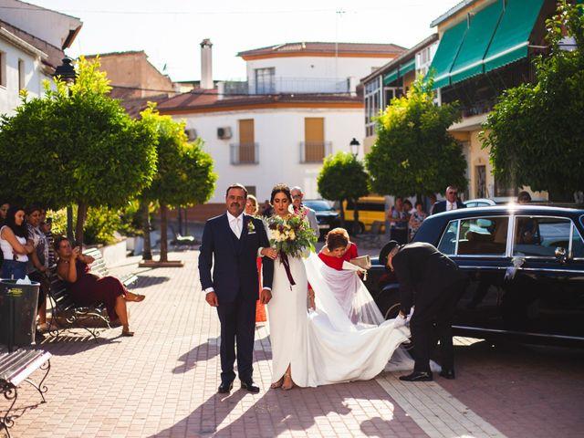 La boda de Manuel y Carmen en Granada, Granada 10
