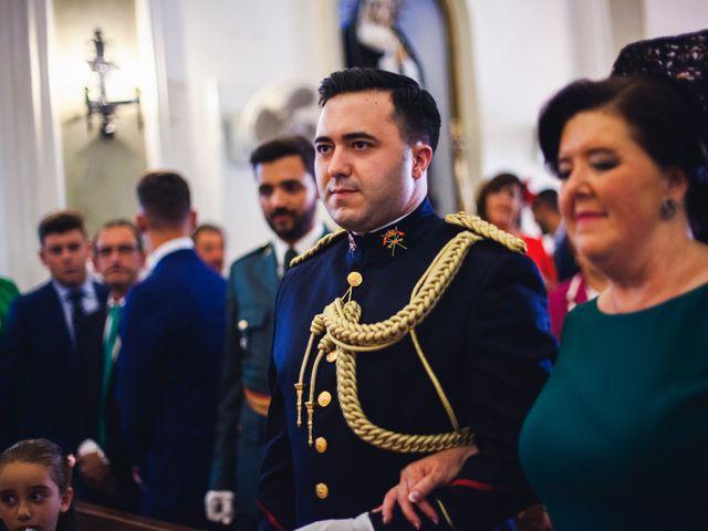 La boda de Manuel y Carmen en Granada, Granada 12