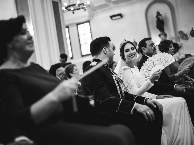 La boda de Manuel y Carmen en Granada, Granada 14