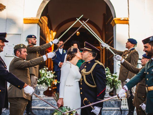 La boda de Manuel y Carmen en Granada, Granada 16