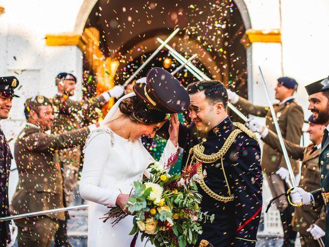 La boda de Manuel y Carmen en Granada, Granada 17