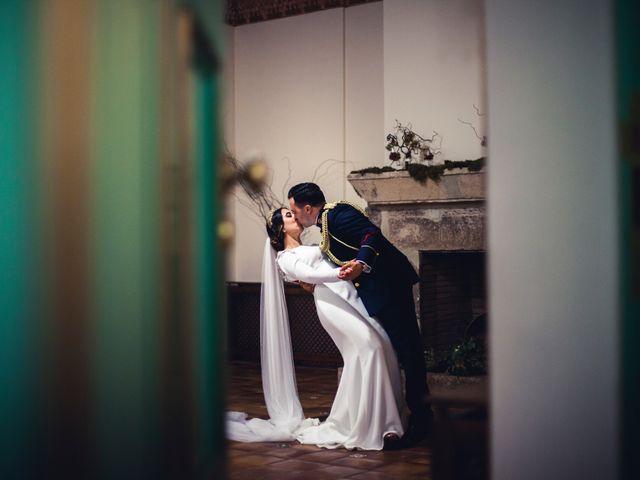 La boda de Manuel y Carmen en Granada, Granada 22