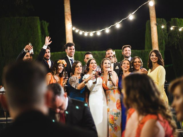La boda de Manuel y Carmen en Granada, Granada 27