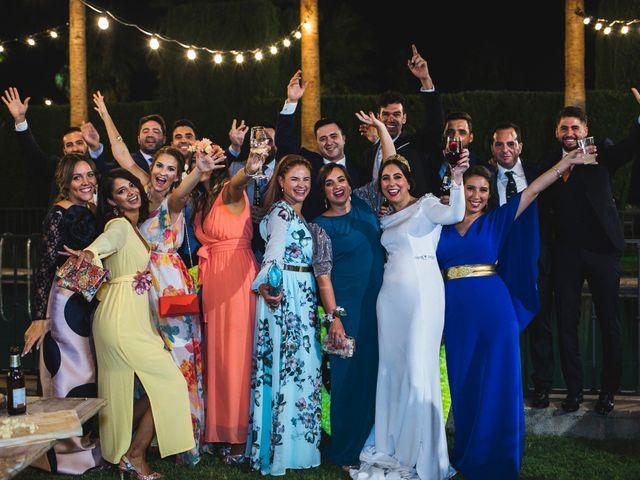 La boda de Manuel y Carmen en Granada, Granada 32