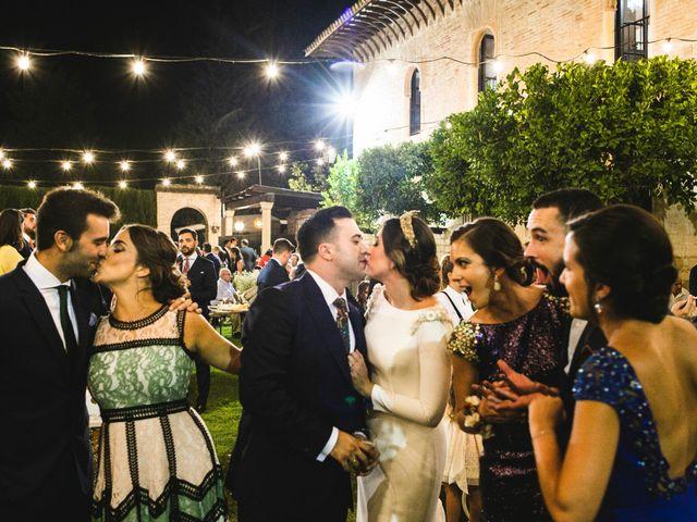La boda de Manuel y Carmen en Granada, Granada 35