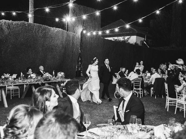 La boda de Manuel y Carmen en Granada, Granada 44