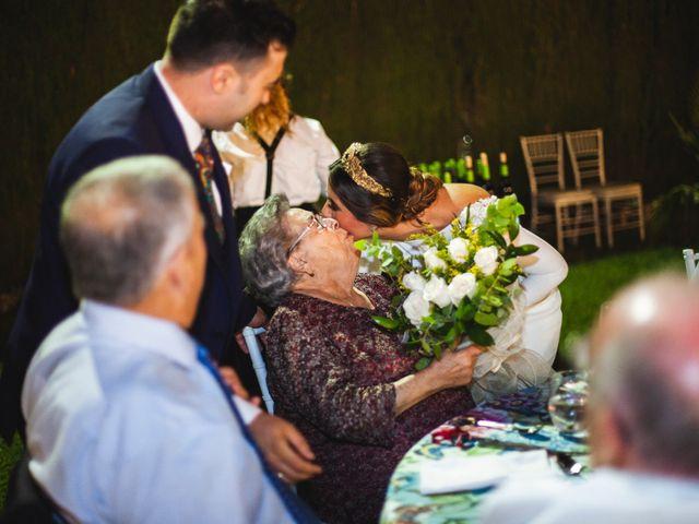 La boda de Manuel y Carmen en Granada, Granada 48
