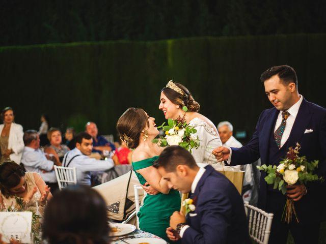 La boda de Manuel y Carmen en Granada, Granada 52