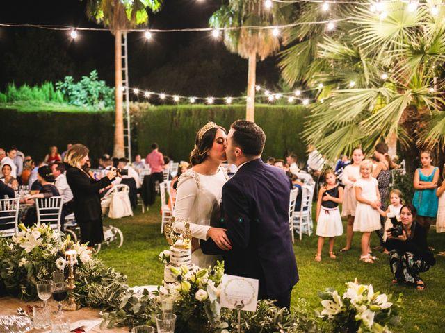 La boda de Manuel y Carmen en Granada, Granada 55