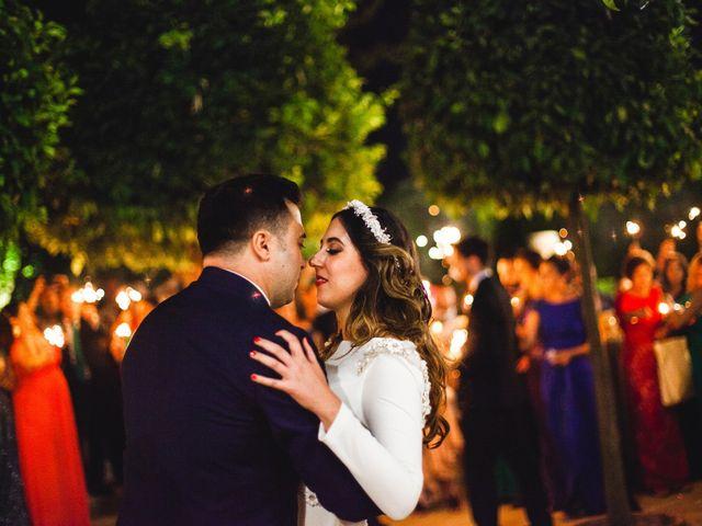La boda de Manuel y Carmen en Granada, Granada 57