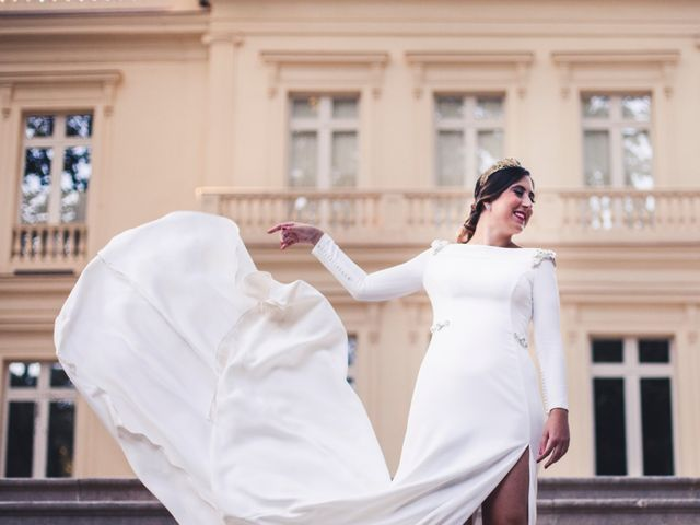 La boda de Manuel y Carmen en Granada, Granada 77