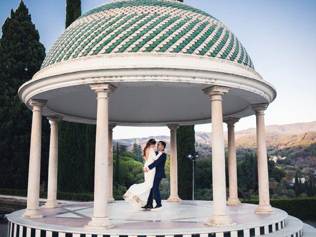 La boda de Manuel y Carmen en Granada, Granada 85