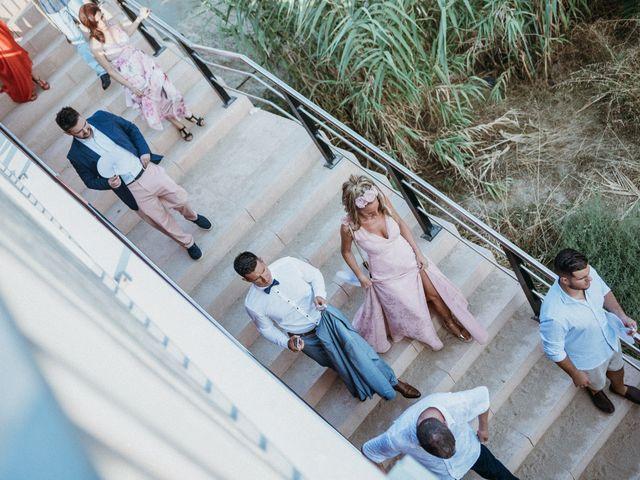 La boda de Alberto y Lorena en Arenys De Mar, Barcelona 36