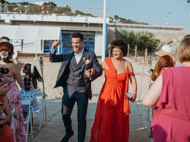 La boda de Alberto y Lorena en Arenys De Mar, Barcelona 37