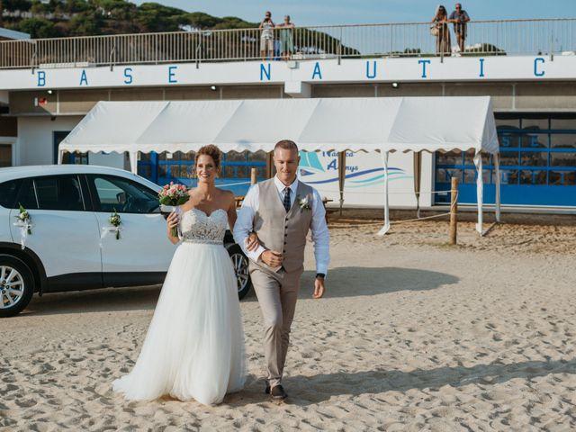 La boda de Alberto y Lorena en Arenys De Mar, Barcelona 39